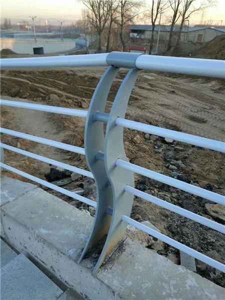 广州安装Q355C喷塑护栏可来厂验收