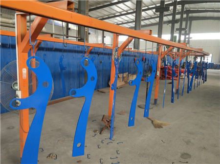 广州供应Q355C喷氟碳漆护栏焊接工艺好