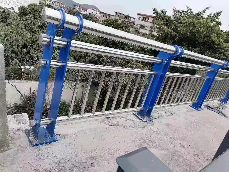 赣州LED灯光河道护栏价格公道合理