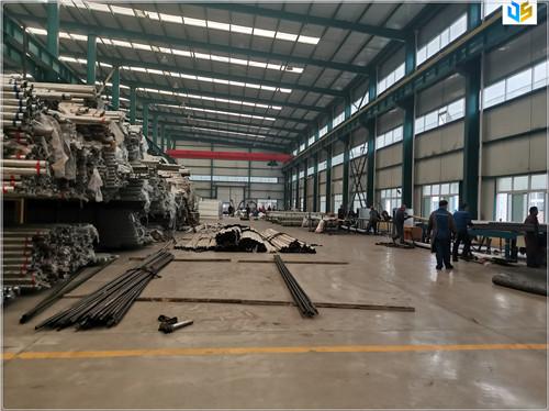 赣州隔离护栏工厂实拍