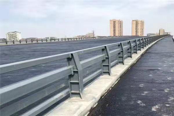 上饶发货及时桥梁防撞河道护栏