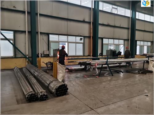 上饶尺寸生产不锈钢护栏立柱